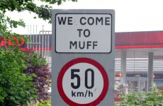 Bastardstown, Muff, Crazy Corner… welcome to Ireland