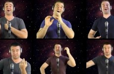 VIDEO: A Capella Star Wars Theme Tune of the Day…