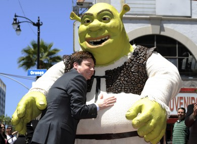 Shrek has been one of the biggest grossing films for DreamWorks