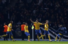 AUDIO: Commentator loses his mind when Sweden score fourth goal against Germany
