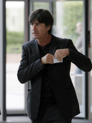 Germany coach Joachim Loew.
