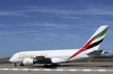 Emirates flight turns back after mid-air explosion