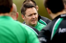 Pro12: Connacht coach Millard 'still tossing and turning' about replacing Elwood