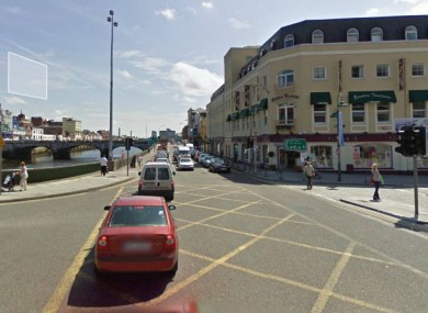 Lavitt's Quay in Cork (File photo)