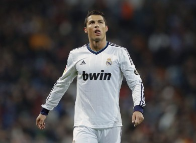 Ronaldo has insisted he will remain loyal to Real Madrid.