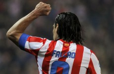 'It wasn't me' — Falcao denies Real meeting