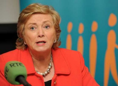 Frances Fitzgerald is busy today - she takes Dáil questions at 2:30pm and steers new legislation through the Seanad at 4:15pm.