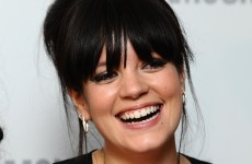 What is Lily Allen on about?