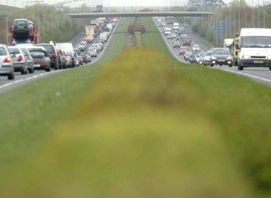 €3.3 million in M50 tolls went unpaid in 2012.