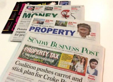 The High Court was told that the appointment of an interim examiner was necessary to ensure that the Sunday Business Post could be published this weekend.
