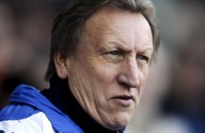 Wave goodbye: Neil Warnock quits ailing Leeds
