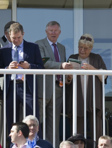 Fergie puts his faith in National runners