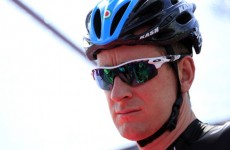 Sick Bradley Wiggins pulls out of Italy's Giro