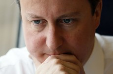 Cameron faces dissent in the ranks over gay marriage bill