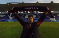 Ulster set emotional tone for Pro12 Final with amazing #OurDS video