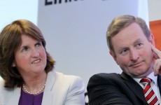 Joan Burton is the most popular cabinet minister – new poll