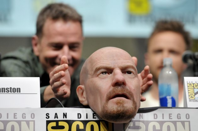 the character of walter white from amcs breaking bad Bryan cranston says walter white's breaking bad ending was fitting  star bryan cranston has now suggested that the final episode was a fitting end for his character  breaking bad's .