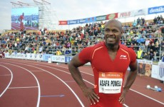 Police raid Asafa Powell's hotel room after positive drugs test