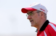 Limited tickets still available for Tyrone Kildare clash as Harte criticises throw-in time