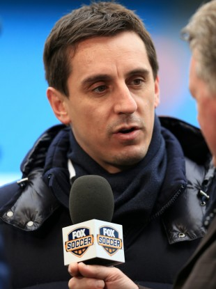 You may have to pay a Sky subscription to see Gary Neville and co.