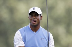 Tiger near the top as Irish struggle early on at the PGA Championship