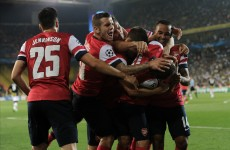 Tie all but over as Arsenal cruise to comfortable win against Fenerbahce