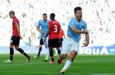 As it happened: Man City v Man United, Premier League