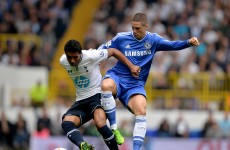 As it happened: Tottenham v Chelsea, Premier League