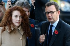 Court hears Brooks and Coulson had six-year affair