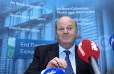 Budget adjustment will be 'somewhat less' than €3.1 billion – Noonan