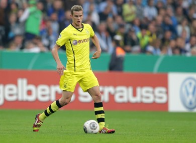 Sven Bender: expected to miss 10 days.