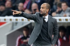 Bayern must accept my ideas, Guardiola warns