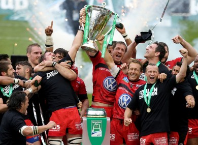 Toulon are known to favour the continuation of the Heineken Cup.