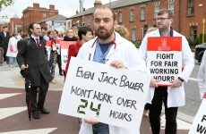 """We are putting our trust in the HSE"" – junior doctors"