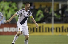 Robbie Keane's LA Galaxy in driving seat after MLS playoff win
