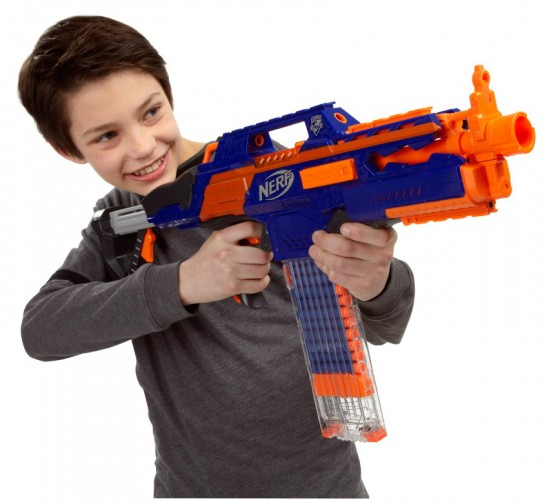 Guns For Boys Christmas Toys : These toys are what kids want for christmas this year
