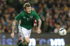 Martin O'Neill: I've spoken to James McClean about latest Twitter gaffe