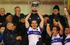 Diamond's late gem secures dramatic Dublin SFC title for St Vincent's