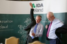 After Jedward and hurling, The Guardian editorial is full of praise for… IDA Ireland