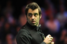 Birthday boy O'Sullivan crashes out of UK Championships