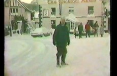 Who remembers Ireland's 'Big Snow' of 1982?