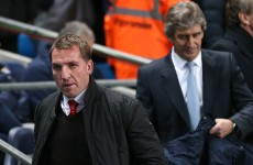 Brendan Rodgers faces rap over 'Manchester' ref
