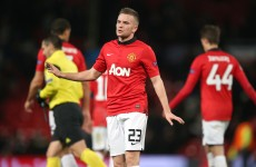 'I've had a few average games' admits Man Utd's Tom Cleverley