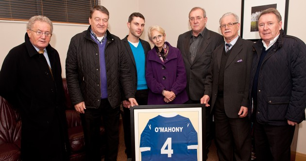 Hand pays tribute as Limerick retire Joe O'Mahony's number four jersey