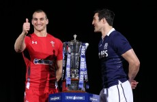 Wales captain Sam Warburton becomes first player to sign central contract