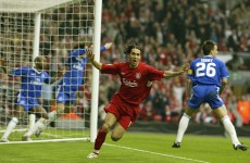Luis Garcia – the scorer of THAT Champions League goal against Chelsea – retires