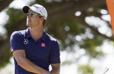 'I've done enough work over the last year to leave golf for a few weeks' — Adam Scott