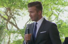 David Beckham confirms Miami as the base for his MLS team
