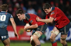 Munster hand new contract to Holland as Nagle is sent out on loan