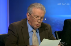 'Robin van Persie is a prat' declares Johnny Giles as RTÉ panel discuss Man Utd crisis